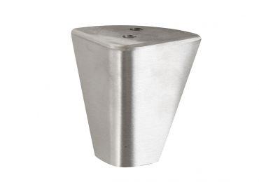Legs in aluminium